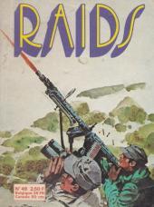 Raids -49- Ailes glorieuses