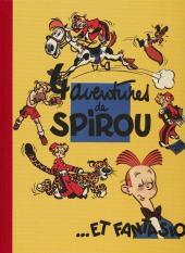 Spirou et Fantasio -1FS- 4 aventures de Spirou ...et Fantasio