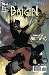 Batgirl (2011) -3- A breath of broken glass