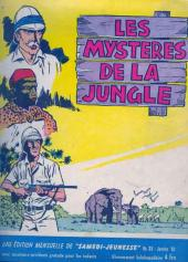 Samedi Jeunesse -39- Les mystères de la jungle