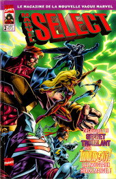 Marvel Select -2- Les nouveaux justiciers