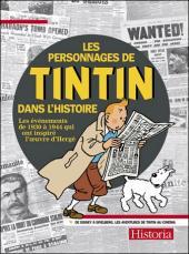Tintin - Divers -60''''- Les Personnages de Tintin dans l'Histoire