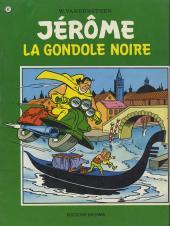 Jérôme -62- La gondole noire