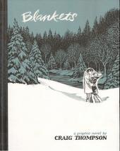 Blankets (en anglais) -a2011- Blankets