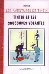 Tintin - Pastiches, parodies & pirates - Tintin et les soucoupes volantes