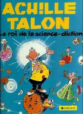 Achille Talon -10c89- Le roi de la science-diction