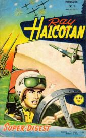 Ray Halcotan -1- La chauve souris