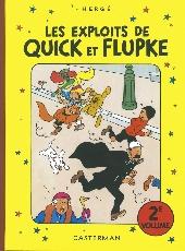 Quick et Flupke (Les Exploits de) (intégrale) -2- 2e volume