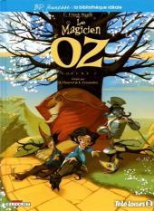 Le magicien d'Oz (Chauvel/Fernández) -1a- Volume 1