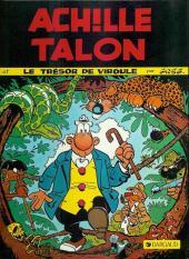 Achille Talon -16b89- Achille Talon et le trésor de Virgule