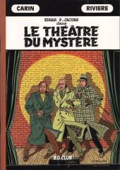 (AUT) Jacobs, Edgar P. -2a- Le Théâtre du mystère