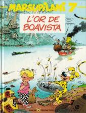 Marsupilami -7a97- L'or de Boavista