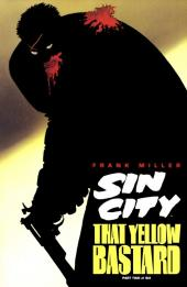 Sin City: That yellow bastard -2- That Yellow Bastard (2/6)