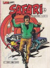 Safari (Mon Journal) -155- Le maître-chanteur