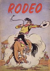 Lucky Luke -2a1952- Rodéo