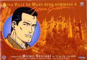 Michel Vaillant -HS3- La Ville du Mans rend hommage à Jean Graton