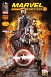 Marvel Universe Hors Série (Panini - 2008) -11- Les envahisseurs