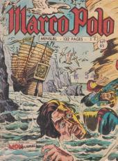Marco Polo (Dorian, puis Marco Polo) (Mon Journal) -85- Alerte sur la mer
