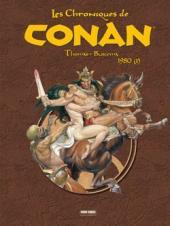 Les chroniques de Conan -9- 1980 (I)