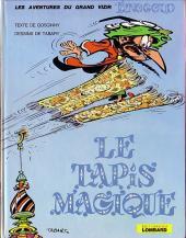 Iznogoud -9'- Le tapis magique