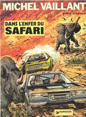Michel Vaillant -27'- Dans l'enfer du safari