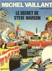 Michel Vaillant -28'- Le secret de Steve Warson