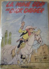 Lucky Luke -1a1950- La mine d'or de Dick Digger