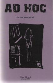 Ad hoc -32- Octobre 1999