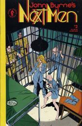 Next Men (John Byrne's) (1992) -2- Worldview
