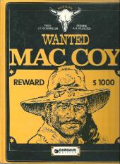 Mac Coy -5a82- Wanted Mac Coy