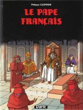 Tristan Queceluila (Les Aventures de) -9- Le pape français