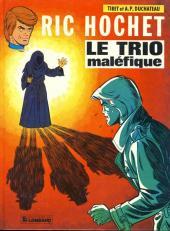 Ric Hochet -21a84- Le trio maléfique