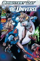 DC Universe -65- Les choses obscures