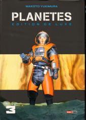 Planètes (Édition de luxe) -3- Volume 3