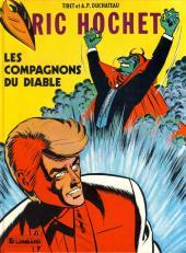 Ric Hochet -13a87- Les compagnons du diable