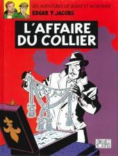 Blake et Mortimer (Les Aventures de) -10b1999- L'affaire du collier