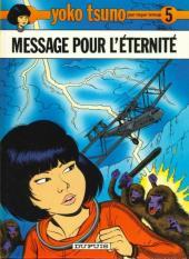 Yoko Tsuno -5b84- Message pour l'éternité