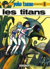 Yoko Tsuno -8a79- Les titans