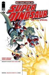 Free Comic Book Day 2011 - Super Dinosaur