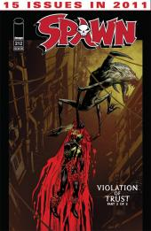 Spawn (1992) -212- Violation of trust part 2 of 2