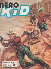 Néro Kid -42- La dernière halte