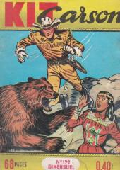 Kit Carson -192- La chasse aux traîtres