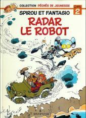 Spirou et Fantasio -HS02a- Radar le robot