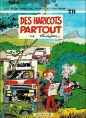 Spirou et Fantasio -29a83- Des haricots partout