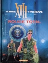 XIII -5b1999- Rouge total