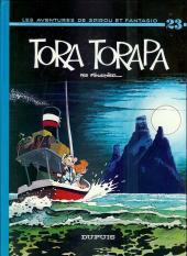 Spirou et Fantasio -23c80- Tora Torapa