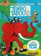 Spirou et Fantasio -24b83- Tembo tabou