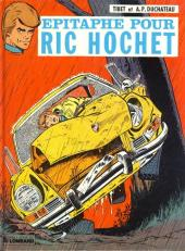 Ric Hochet -17c1981- Épitaphe pour Ric Hochet