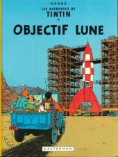 Tintin (Historique) -16C4- Objectif lune