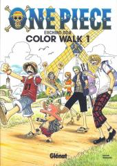 One Piece -ART1- Color Walk 1